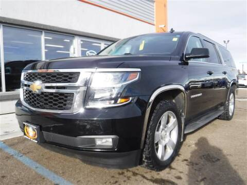2015 Chevrolet Suburban for sale at Torgerson Auto Center in Bismarck ND