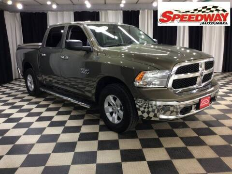 2013 RAM Ram Pickup 1500 for sale at SPEEDWAY AUTO MALL INC in Machesney Park IL