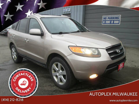 2007 Hyundai Santa Fe for sale at Autoplex 2 in Milwaukee WI