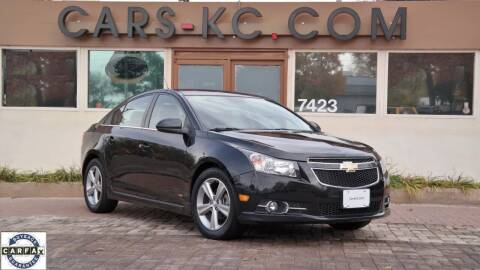 2014 Chevrolet Cruze for sale at Cars-KC LLC in Overland Park KS