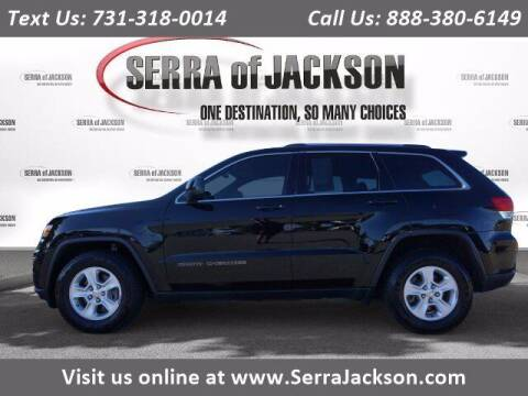 2017 Jeep Grand Cherokee for sale at Serra Of Jackson in Jackson TN