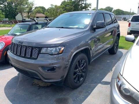 2018 Jeep Grand Cherokee for sale at BORGMAN OF HOLLAND LLC in Holland MI