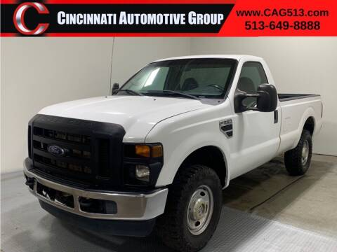 2010 Ford F-250 Super Duty for sale at Cincinnati Automotive Group in Lebanon OH