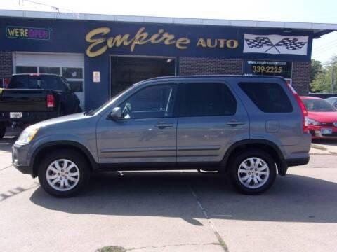 2006 Honda CR-V for sale at Empire Auto Sales in Sioux Falls SD