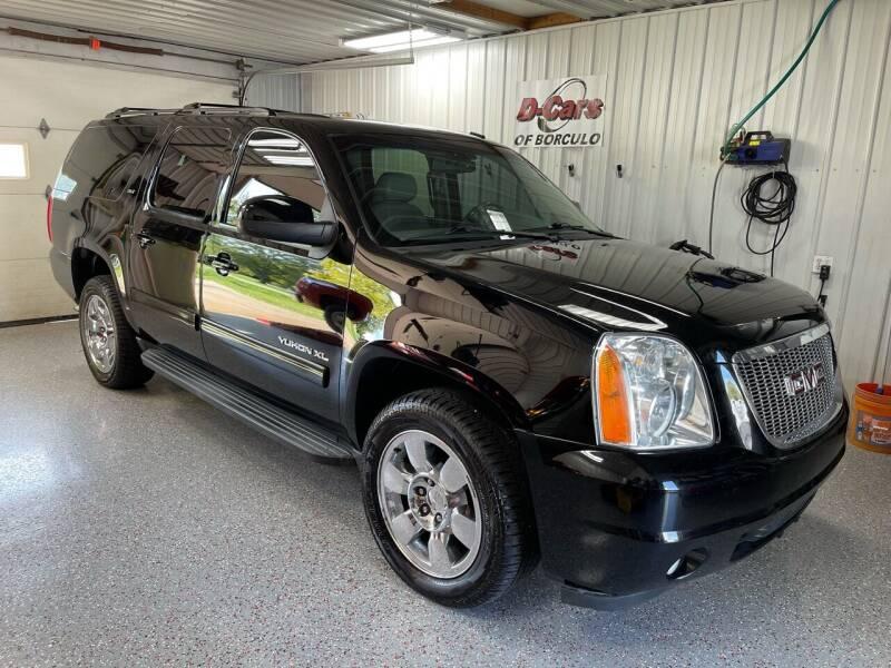 2012 GMC Yukon XL for sale at D-Cars LLC in Zeeland MI