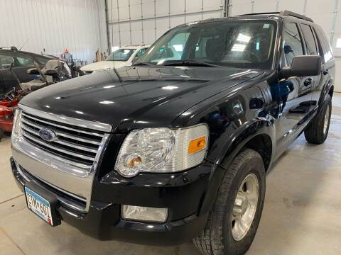 2010 Ford Explorer for sale at RDJ Auto Sales in Kerkhoven MN