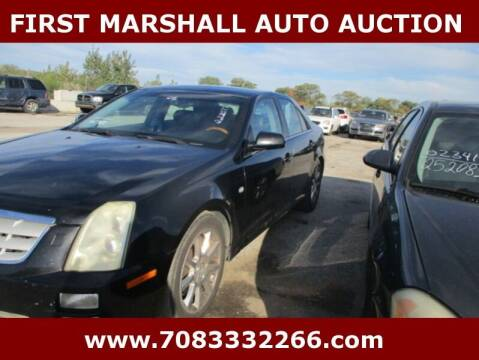 2005 Cadillac STS for sale at First Marshall Auto Auction in Harvey IL