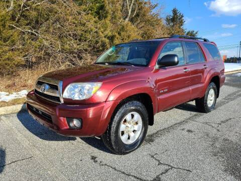 2007 Toyota 4Runner for sale at Premium Auto Outlet Inc in Sewell NJ