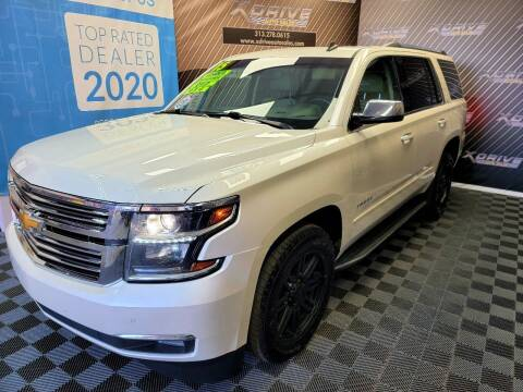 2015 Chevrolet Tahoe for sale at X Drive Auto Sales Inc. in Dearborn Heights MI