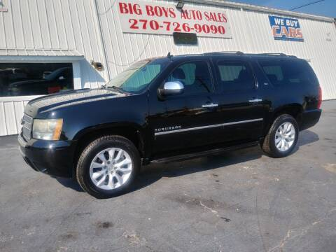 2009 Chevrolet Suburban for sale at Big Boys Auto Sales in Russellville KY