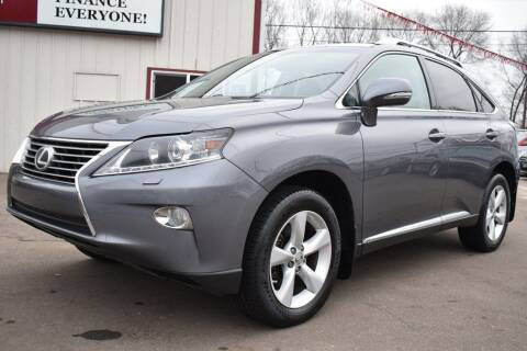2014 Lexus RX 350 for sale at Dealswithwheels in Inver Grove Heights/Hastings MN