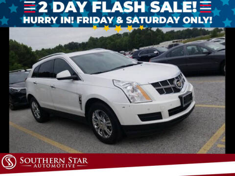 2012 Cadillac SRX for sale at Southern Star Automotive, Inc. in Duluth GA