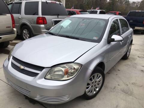 2009 Chevrolet Cobalt for sale at Complete Auto Credit in Moyock NC