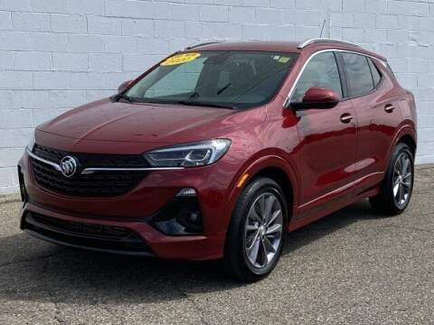 2020 Buick Encore GX for sale at TEAM ONE CHEVROLET BUICK GMC in Charlotte MI