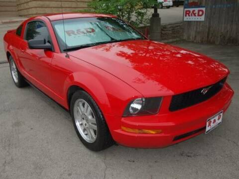 2008 Ford Mustang for sale at R & D Motors in Austin TX