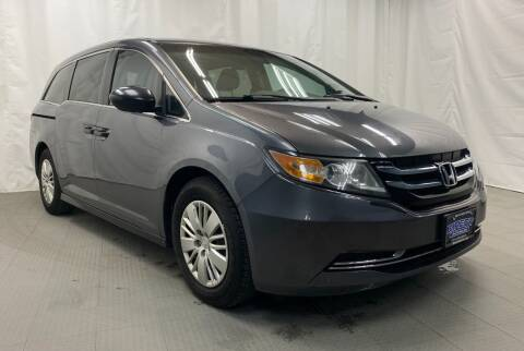 2014 Honda Odyssey for sale at Direct Auto Sales in Philadelphia PA