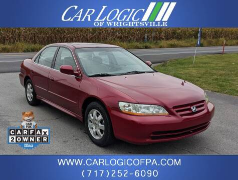 2002 Honda Accord for sale at Car Logic in Wrightsville PA