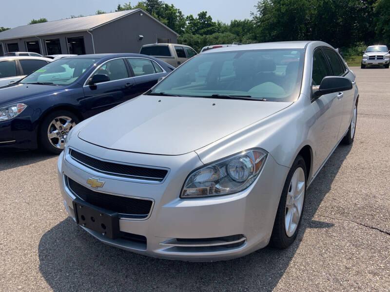 2009 Chevrolet Malibu for sale at Blake Hollenbeck Auto Sales in Greenville MI