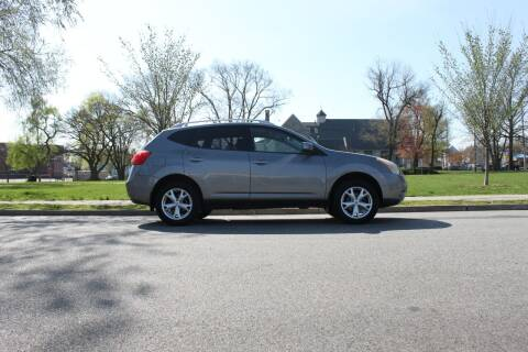 2008 Nissan Rogue for sale at Lexington Auto Club in Clifton NJ