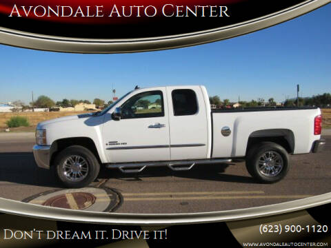 2008 Chevrolet Silverado 2500HD for sale at Avondale Auto Center in Avondale AZ