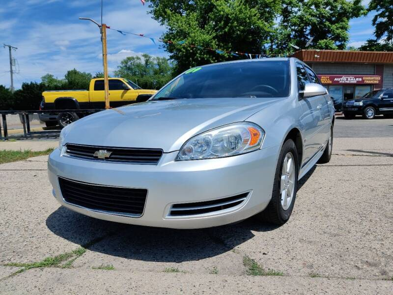 2009 Chevrolet Impala for sale at Lamarina Auto Sales in Dearborn Heights MI