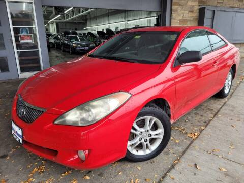 2004 Toyota Camry Solara for sale at Car Planet Inc. in Milwaukee WI