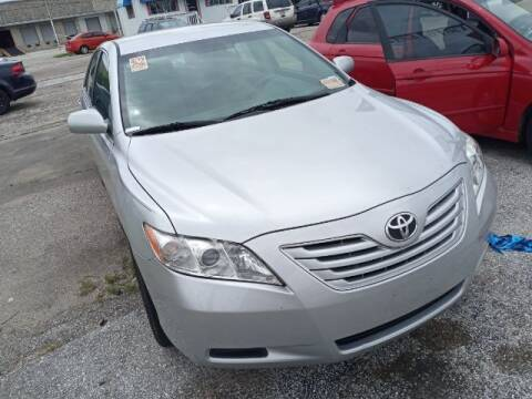 2009 Toyota Camry for sale at Jerry Allen Motor Co in Beaumont TX