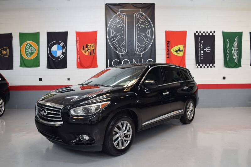 2015 Infiniti QX60 for sale at Iconic Auto Exchange in Concord NC