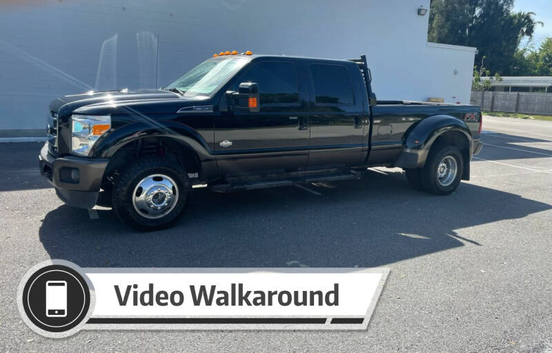 2016 Ford F-350 Super Duty for sale at GREENWISE MOTORS in Melbourne FL