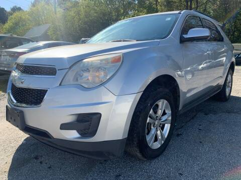 2010 Chevrolet Equinox for sale at ATLANTA AUTO WAY in Duluth GA