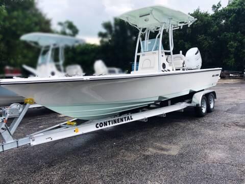2021 SEA BORN FX24 for sale at Key West Kia - Wellings Automotive & Suzuki Marine in Marathon FL