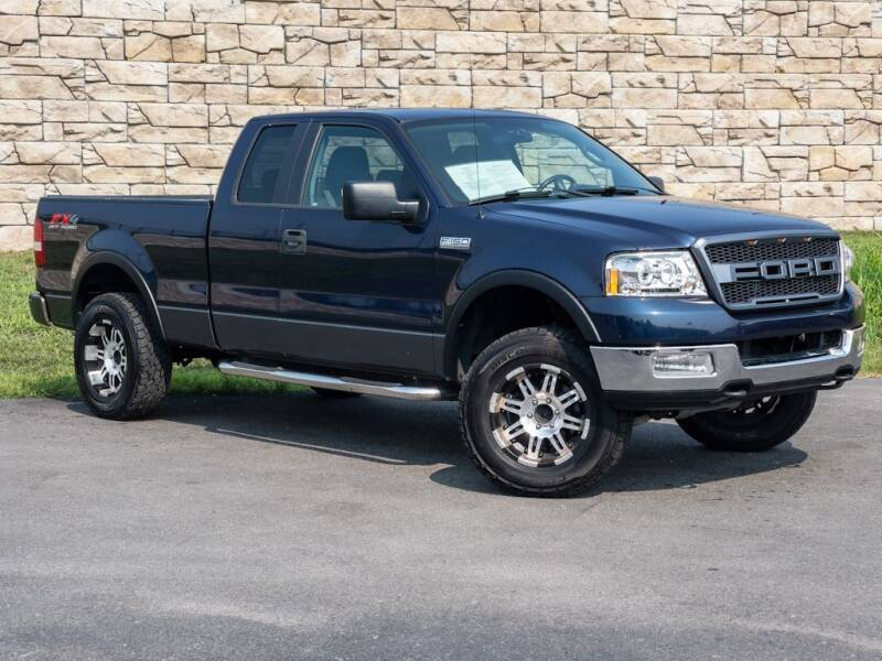 2005 Ford F-150 for sale at Car Hunters LLC in Mount Juliet TN