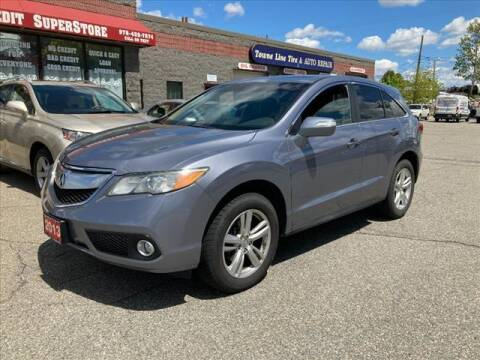 2013 Acura RDX for sale at AutoCredit SuperStore in Lowell MA