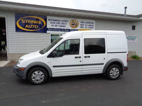 2012 Ford Transit Connect for sale at STEINKE AUTO INC. - Steinke Auto Inc (South) in Clintonville WI
