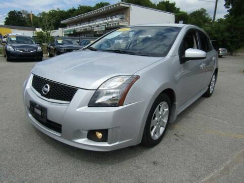2012 Nissan Sentra for sale at A & A IMPORTS OF TN in Madison TN