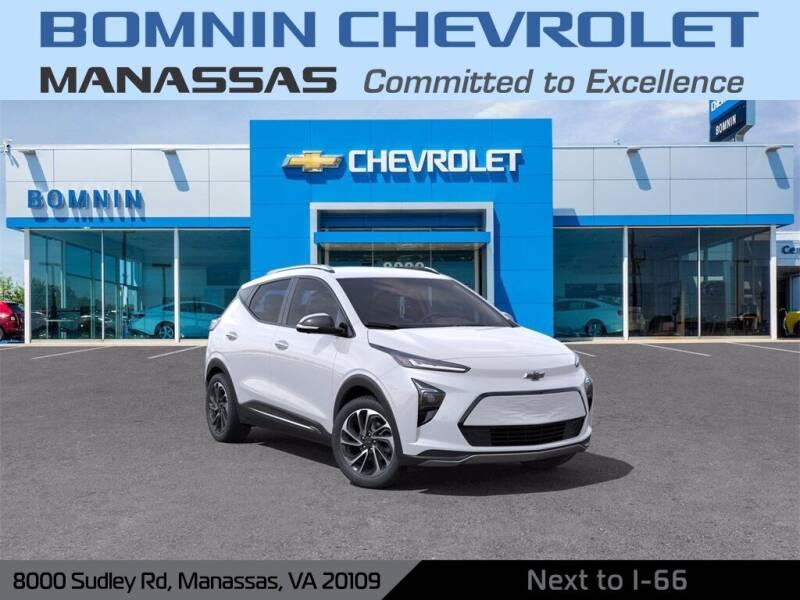 2022 Chevrolet Bolt EUV for sale in Miami, FL