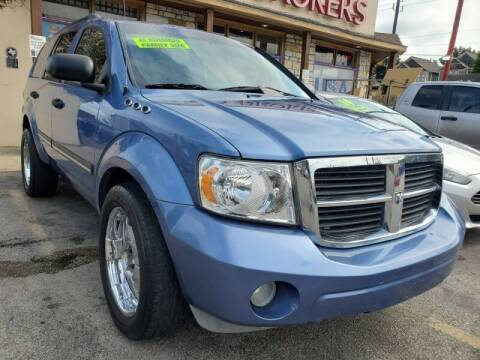 2007 Dodge Durango for sale at USA Auto Brokers in Houston TX