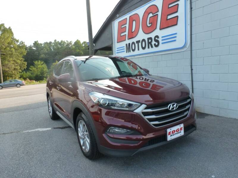 2018 Hyundai Tucson for sale at Edge Motors in Mooresville NC