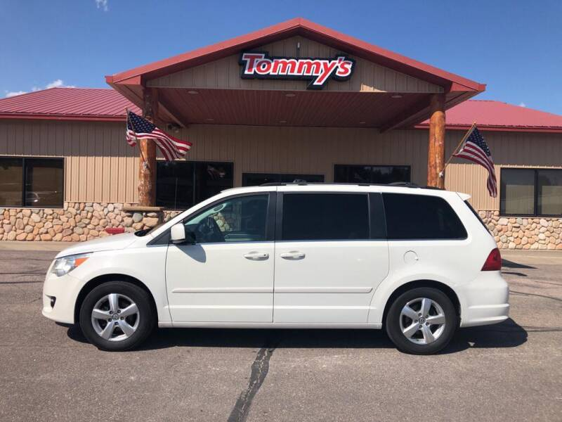 2009 Volkswagen Routan for sale at Tommy's Car Lot in Chadron NE