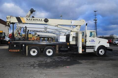 1999 Volvo National Crane 800C for sale at Millevoi Bros. Auto Sales in Philadelphia PA