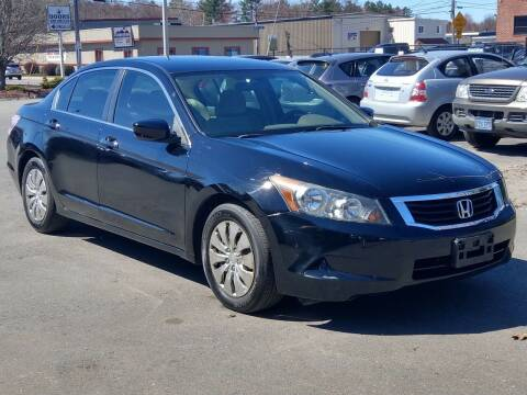 2010 Honda Accord for sale at United Auto Service in Leominster MA