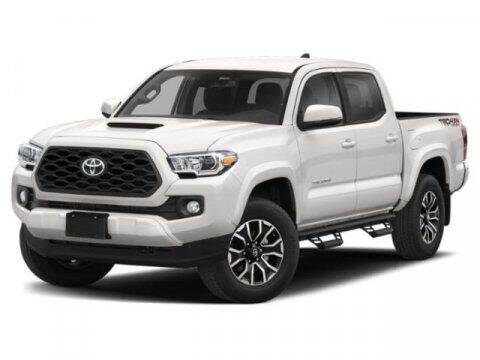 2020 Toyota Tacoma for sale at STG Auto Group in Montclair CA