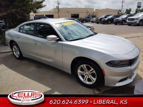 2019 Dodge Charger for sale at Lewis Chevrolet Buick of Liberal in Liberal KS