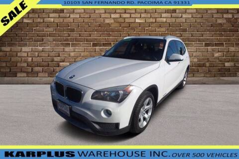 2014 BMW X1 for sale at Karplus Warehouse in Pacoima CA