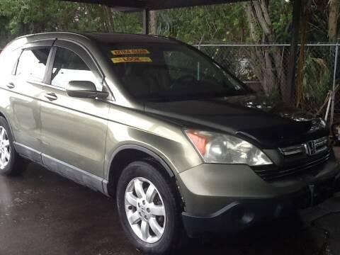 2009 Honda CR-V for sale at Easy Credit Auto Sales in Cocoa FL