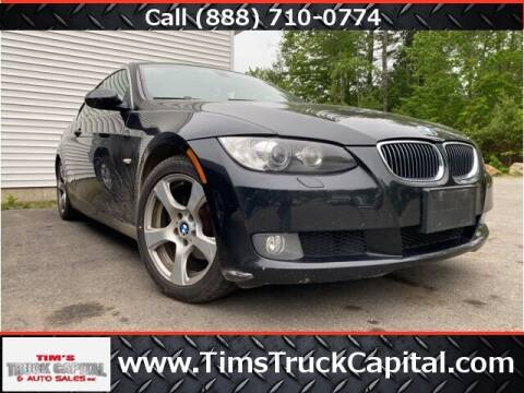 2007 BMW 3 Series for sale at TTC AUTO OUTLET/TIM'S TRUCK CAPITAL & AUTO SALES INC ANNEX in Epsom NH