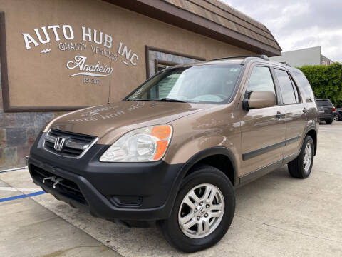 2004 Honda CR-V for sale at Auto Hub, Inc. in Anaheim CA