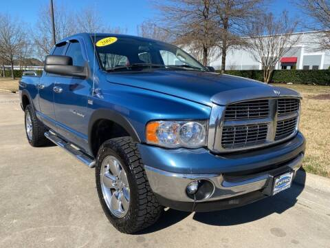 2005 Dodge Ram Pickup 1500 for sale at UNITED AUTO WHOLESALERS LLC in Portsmouth VA