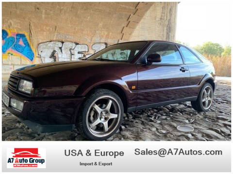 1993 Volkswagen Corrado for sale at A7 AUTO SALES in Holly Hill FL