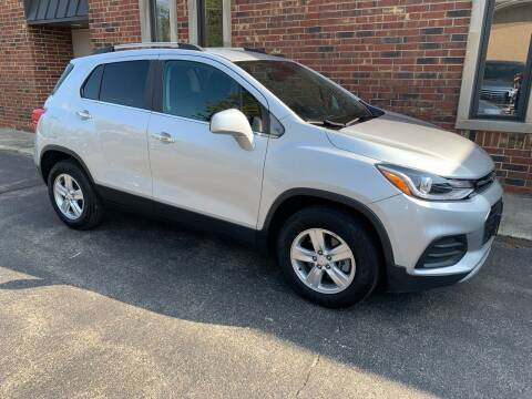 2018 Chevrolet Trax for sale at Riverview Auto Brokers in Des Plaines IL